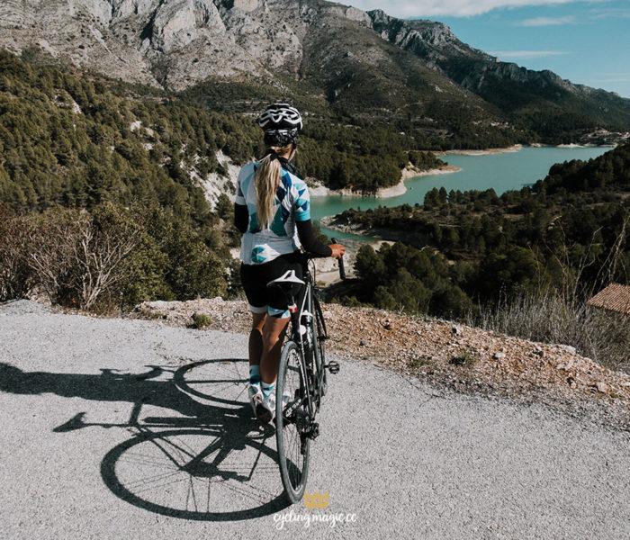 Calpe: Trasy – Jezioro Guadalest